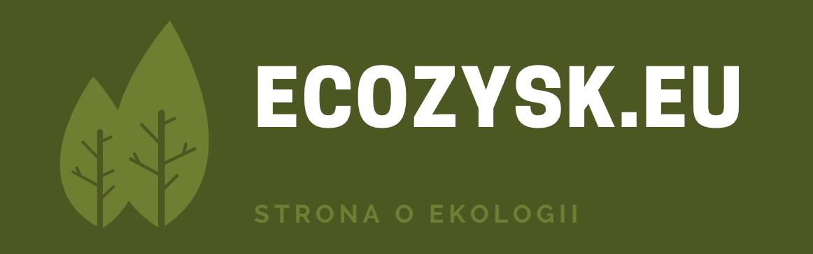 Strona o ekologii
